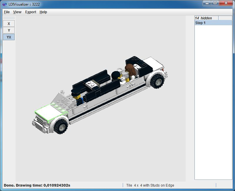 Software Ldraw Instruction Visualizer Lego Digital Designer And